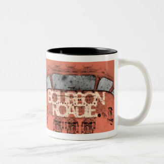 Bourbon Roadie Vulcan Mug
