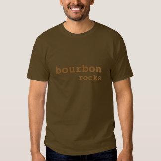 Bourbon - Rocks T-shirt