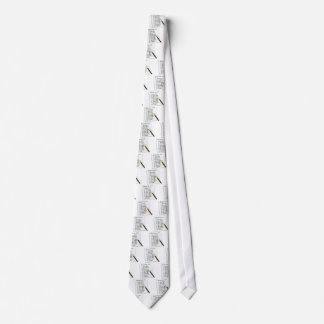 BOURBON SHOPPING LIST COCKTAIL HUMOR NECK TIE