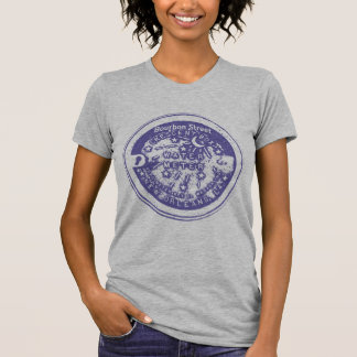 Bourbon St Water Meter Cover T-Shirt