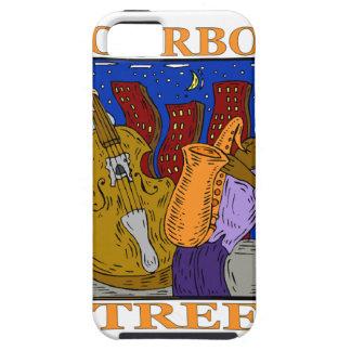 Bourbon Street iPhone 5 Covers