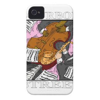 Bourbon Street iPhone 4 Case-Mate Cases