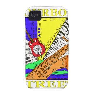 Bourbon Street iPhone 4/4S Covers