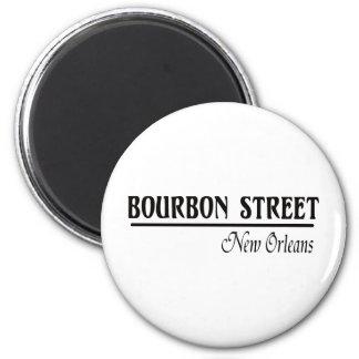 Bourbon Street New Orleans Refrigerator Magnets