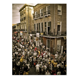 Bourbon Street Post Card