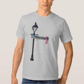 Bourbon Street Sign T Shirt