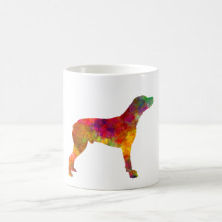 Bourbonnais Pointer in watercolor Coffee Mug