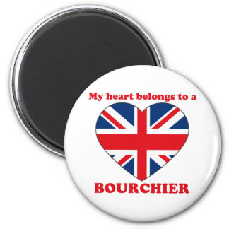Bourchier Imán Redondo 5 Cm