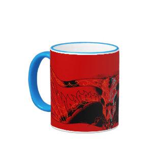 BOURDE mug (skull)