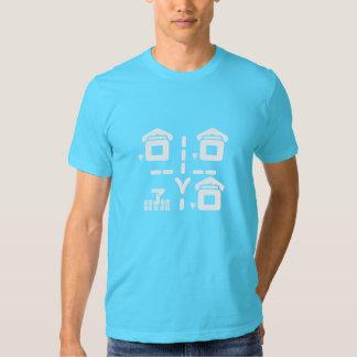Bourg-Palette village T-shirt