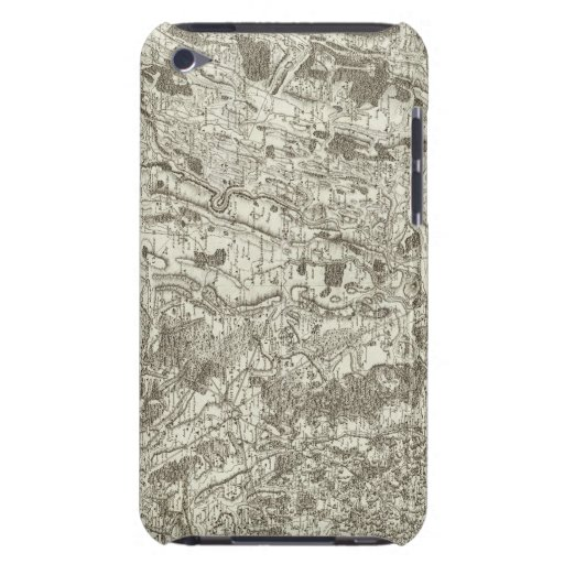 Bourgen Bresse Case-Mate iPod Touch Carcasas