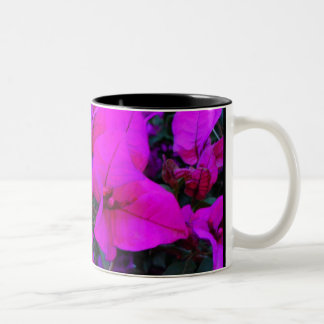 bourgenvilla Two-Tone coffee mug