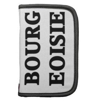 Bourgeoisie Folio Planner