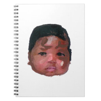 Bourgie Baby - Notebook