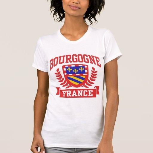 Bourgogne France Tee Shirt