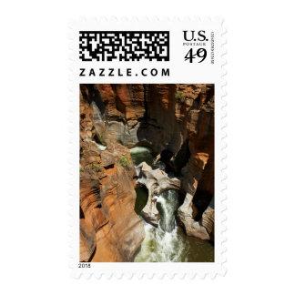 Bourke's Luck Potholes, Giants Kettle 3 Stamp