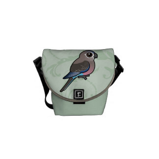 Bourke's Parrot Messenger Bag