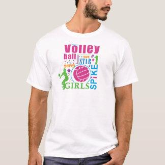 Bourne Beach Volleyball T-Shirt