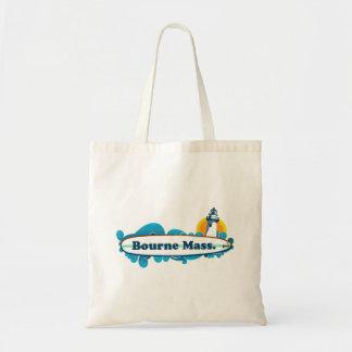 Bourne - Cape Cod. Tote Bag
