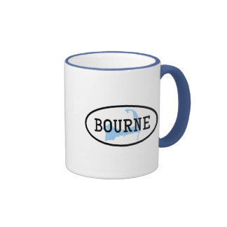 Bourne, MA Coffee Mug