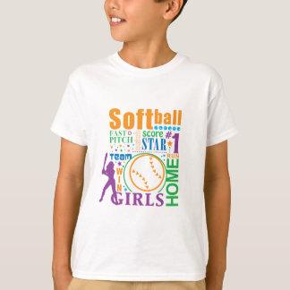 Bourne Softball T-Shirt