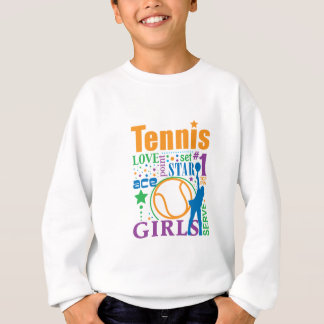 Bourne Tennis Sweatshirt