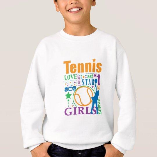 Bourne Tennis Sweatshirt