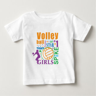 Bourne Volleyball Baby T-Shirt
