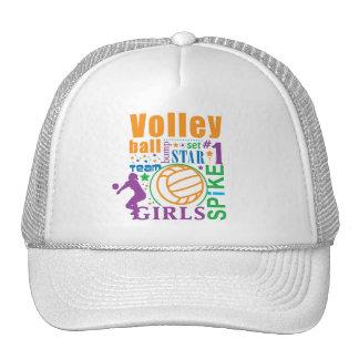 Bourne Volleyball Trucker Hat