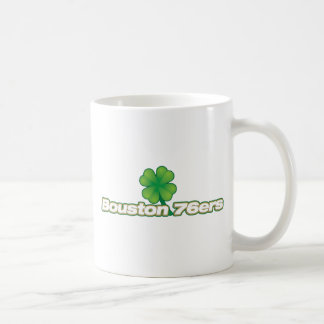 Bouston 76ers taza básica blanca