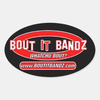 Bout It Bandz stickerz Stickers