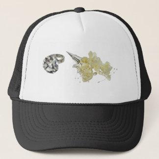 BoutanniereEngagementRing081309 Trucker Hat