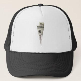 BoutanniereMoney081309 Trucker Hat