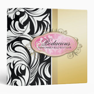 "Boutique Bodacious 311 pródigo Carpeta 1 1/2"""