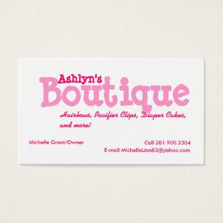 Hair bow business cards oxynux hair bow business cards arts colourmoves