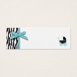 Boutique Chic Boy Skinny Gift Tag