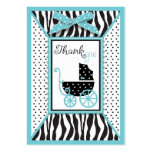 Boutique Chic Boy TY Gift Tag Large Business Cards (Pack Of 100)