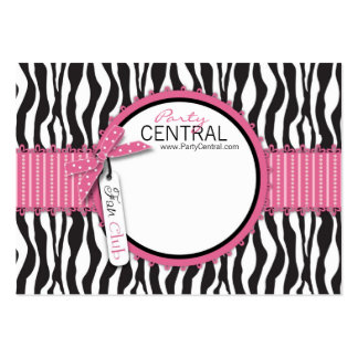 Boutique Chic Business Card FC