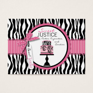 Boutique Chic Business Card_SJ Business Card