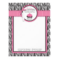 Boutique Chic Letterhead