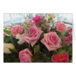 boutique color de rosa felicitación