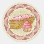 Boutique de la panadería - pegatina 3