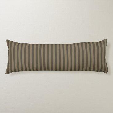 Wedding Themed Boutique Stripes - Body Pillow