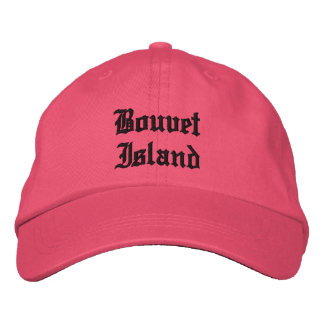 Bouvet Island Custom Hat