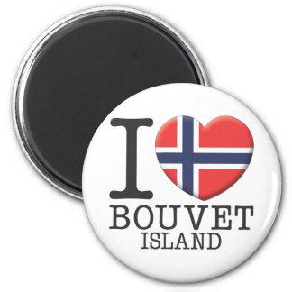 Bouvet Island Magnet