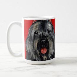 Bouvier Color Block Coffee Mug