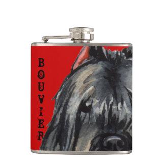 Bouvier Color Block Flask
