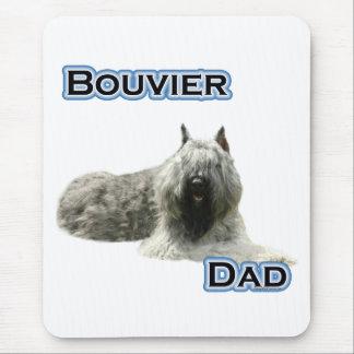 Bouvier Dad 4 - Mouse Pad