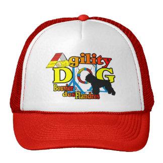 bouvier des flandres agility gifts trucker hat
