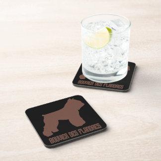 Bouvier des Flandres Beverage Coaster